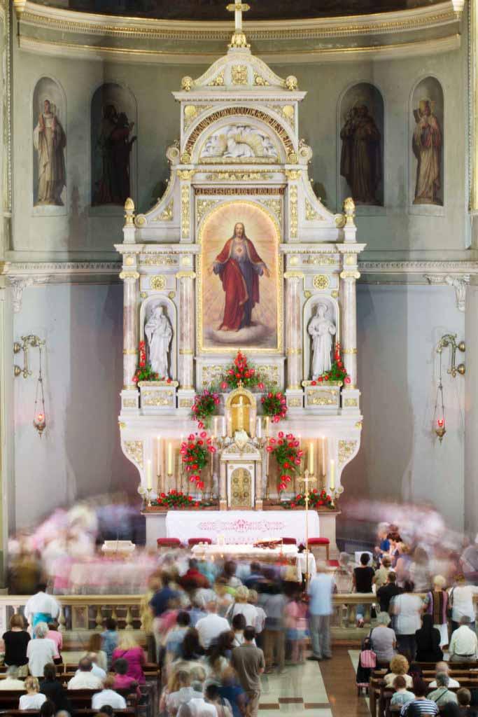 srce isusovo bazilika srca isusova palmotićeva glasnik srca isusova