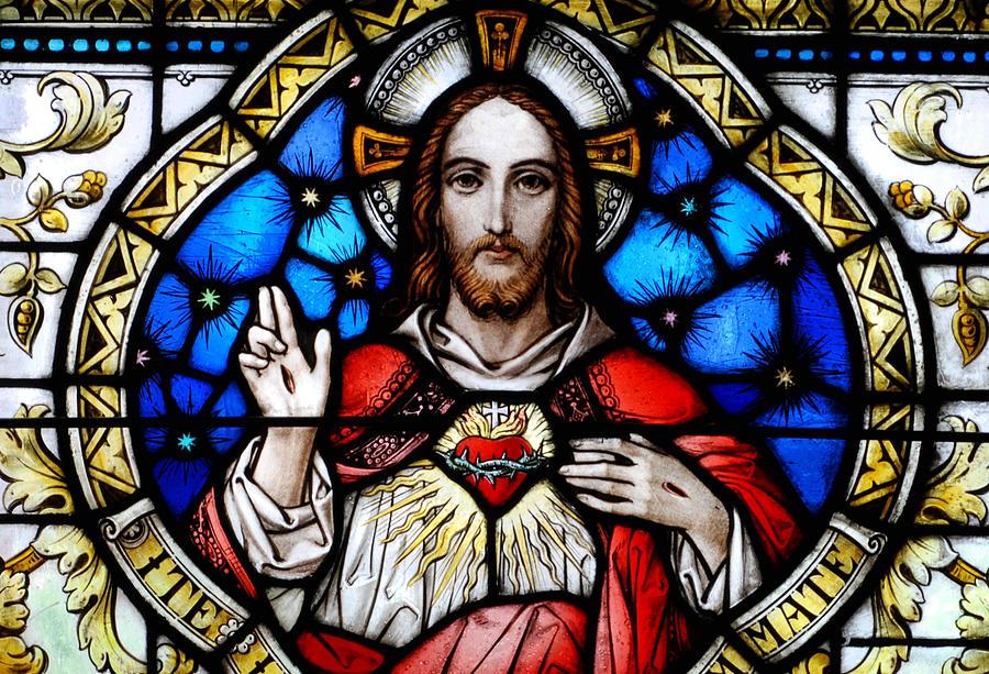 Ike Mandurić, Bazilika Srca Isusova, Glasnik, Glasnik Srca Isusova i MArijina