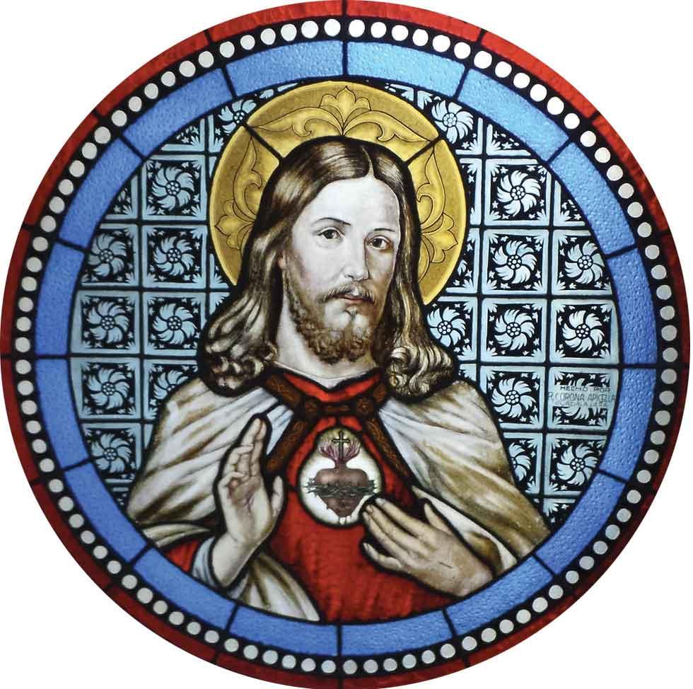 Ike Mandurić, bazilika Srca Isusova, Glasnik Srca Isusova i Marijina, Palmotićeva, Zagreb, kršćanstvo, duhovno štivo