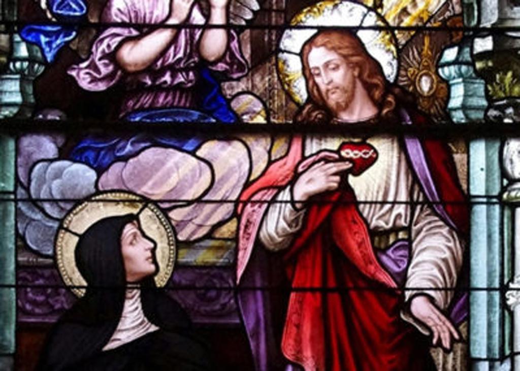 Devetnica svetoj Margareti Mariji Alacoque