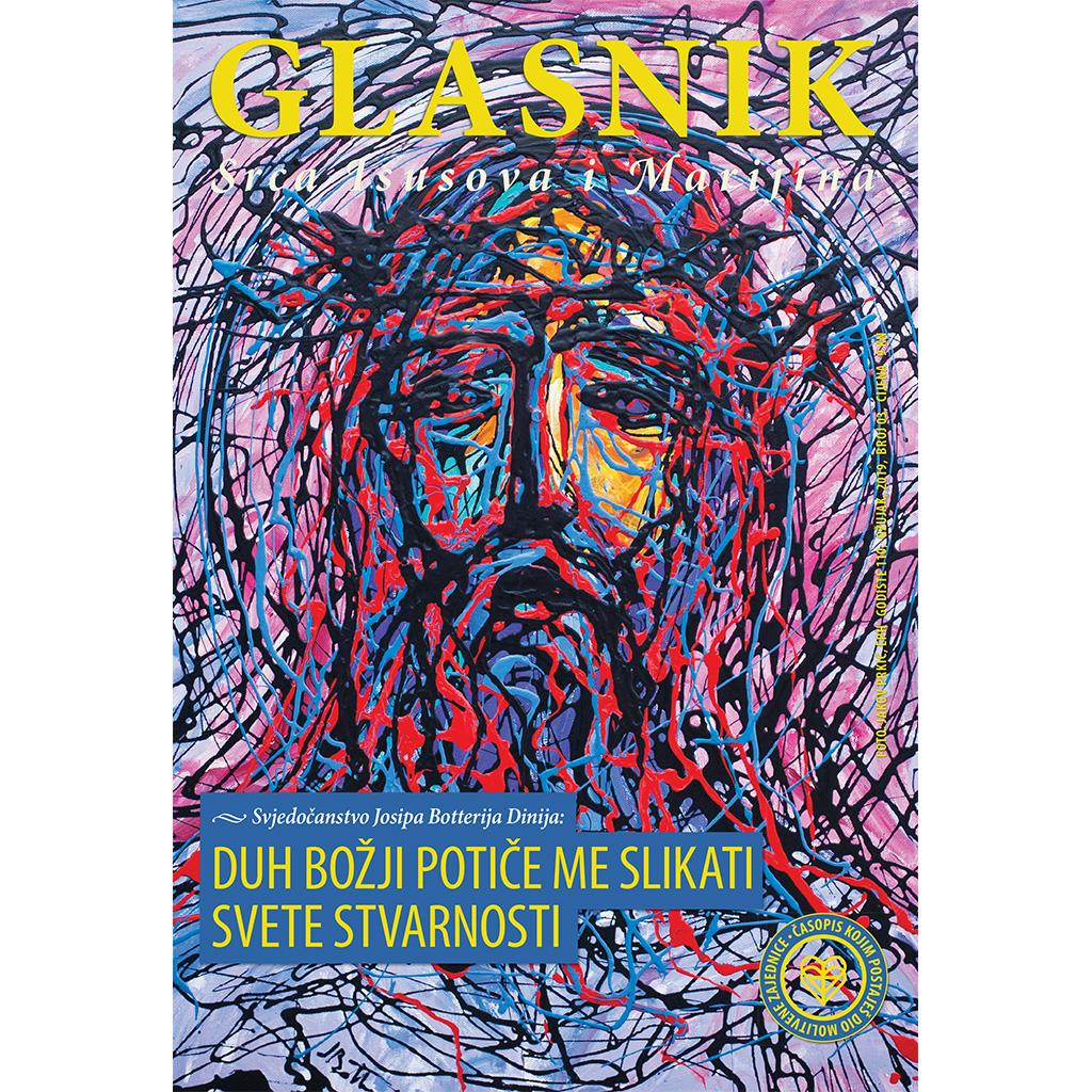Glasnik Srca Isusova i Marijina Glasnik-sim Palmotićeva