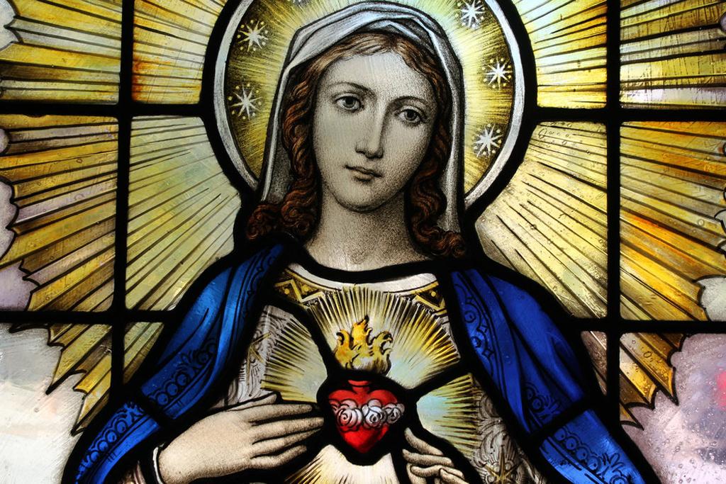 Posvetna molitva Bezgrešnom Srcu Marijinu